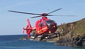 North Cornwall Air Ambulance Link